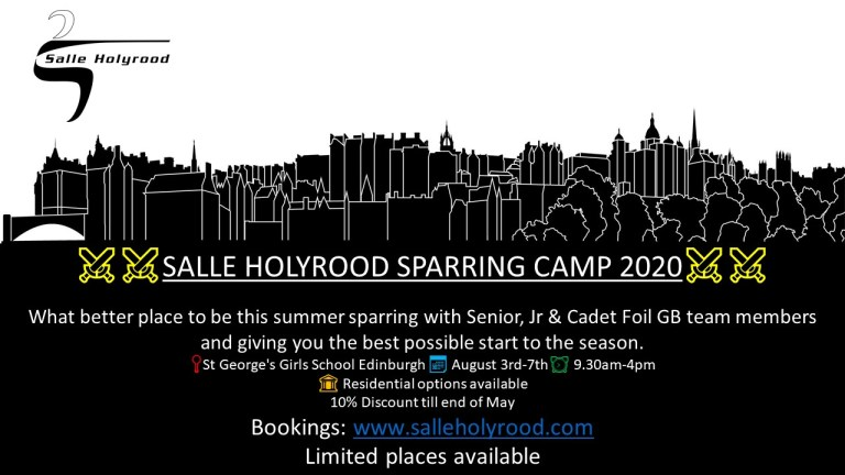Salle-Holyrood Summer Camp 2020